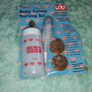 Pet nursing kit